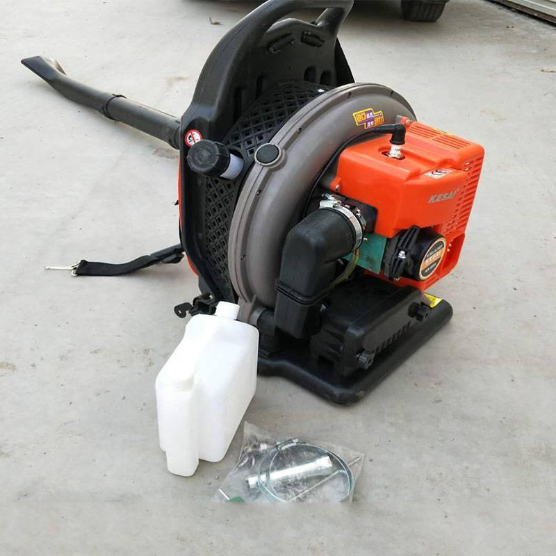 吹风吹尘机 吹吸机 背负式清理除尘机 优质路面吹雪机厂家