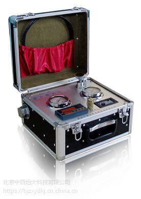 中西(LQS特价)液压测试仪(便携) 型号:HL12-MYHT-1-2库号:M308181