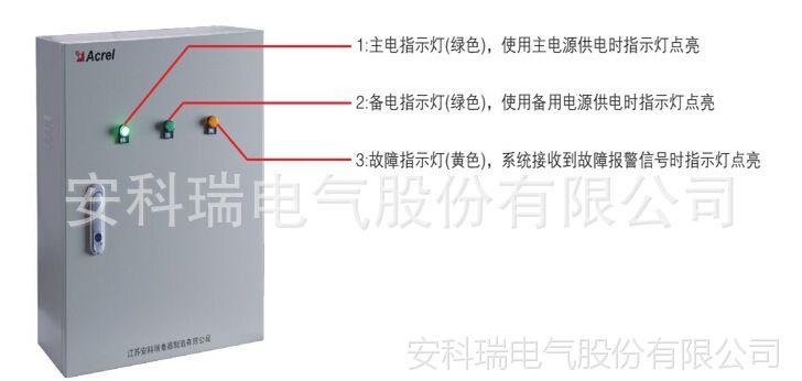 防火门监控区域分机AF-QYFJ-100W(不带自备电)安科瑞厂家直销