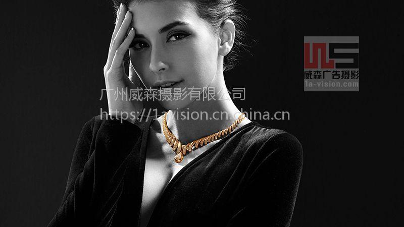 珠宝摄影是光的艺术戒指耳钉手镯吊坠项链拍摄