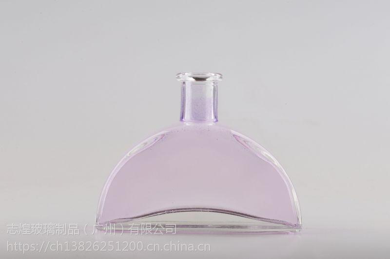创意鱼尾香薰瓶香水瓶定制香薰瓶玻璃瓶 厂家批发