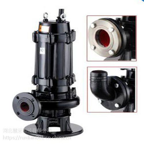 汉川耐腐蚀潜污泵 耐腐蚀潜污泵产品的详细说明