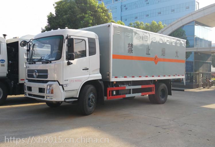 东风天锦易燃气体运输车,危险品运输车,煤气罐运输车