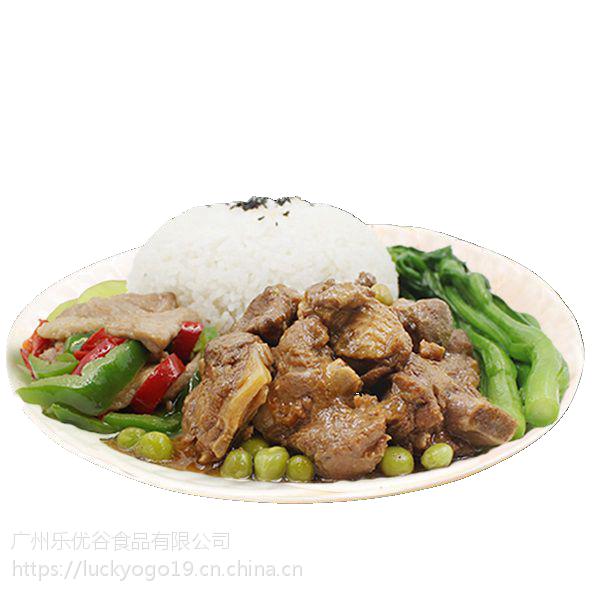 秘制酱鸭200g调理包料理包方便速食快餐外卖批发懒人便当方便加热