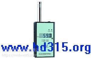 中西 噪声类/数显声级计库号:M263793 型号:JH8HS5633