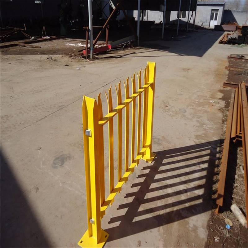 体育场外围隔离栏杆 绿化带防护栏杆 小区外墙围栏
