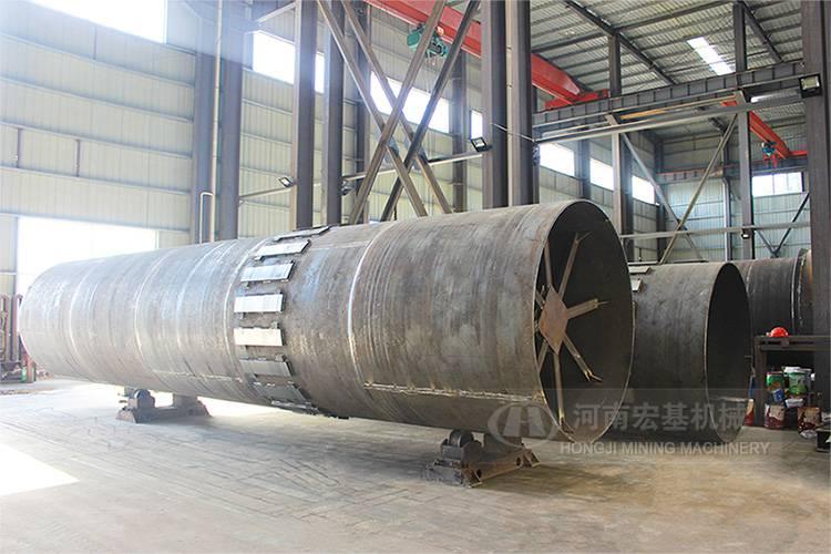 在山西吕梁承建700吨环保石灰窑需要多少钱