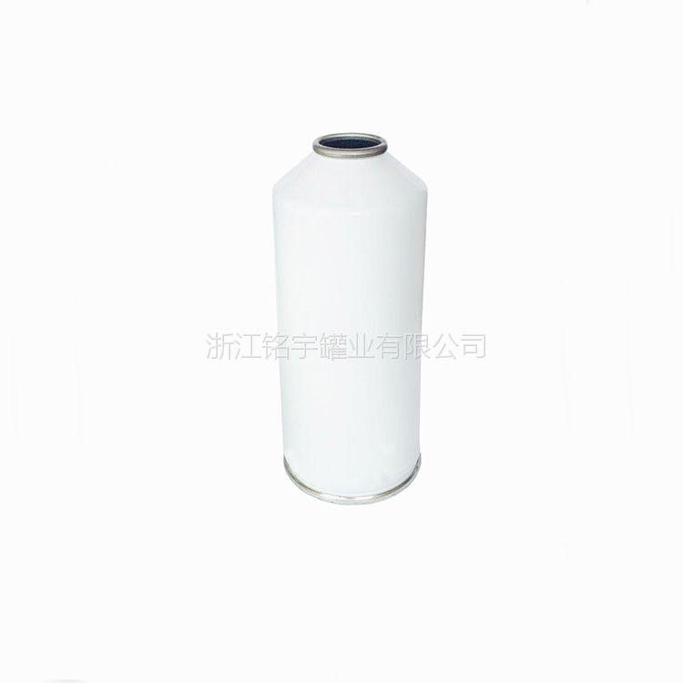 300g马口铁罐 制冷剂罐 雪种罐 冷媒罐 可装R134A 防爆罐