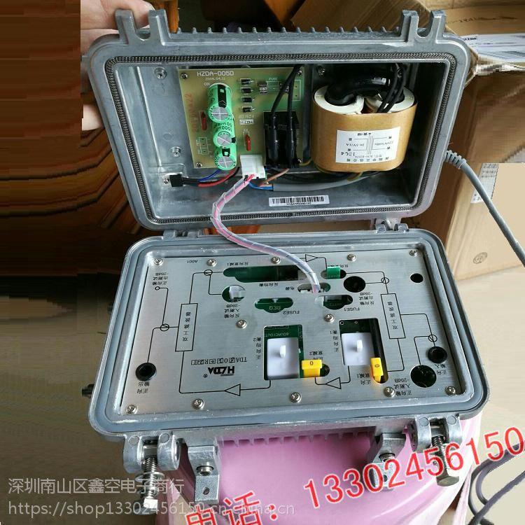 华正达TDA8030R21放大器 有线电视HFC双向机房干线分配放大器