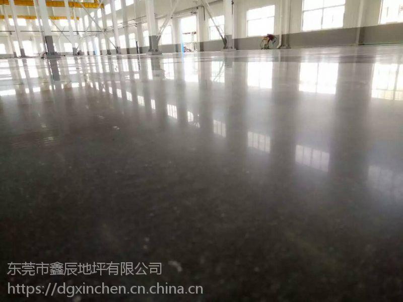 中山五桂山工厂车间地面起灰尘怎么办*南区水泥地面硬化处理