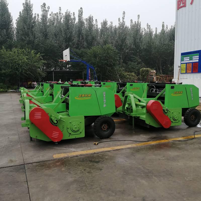 新型玉米秸秆回收机安全可靠 海南1300秸秆回收机