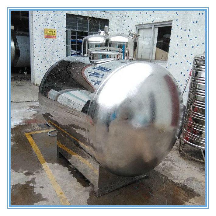 工业家用商业蓄水用不锈钢水箱无菌水箱 晨兴制造