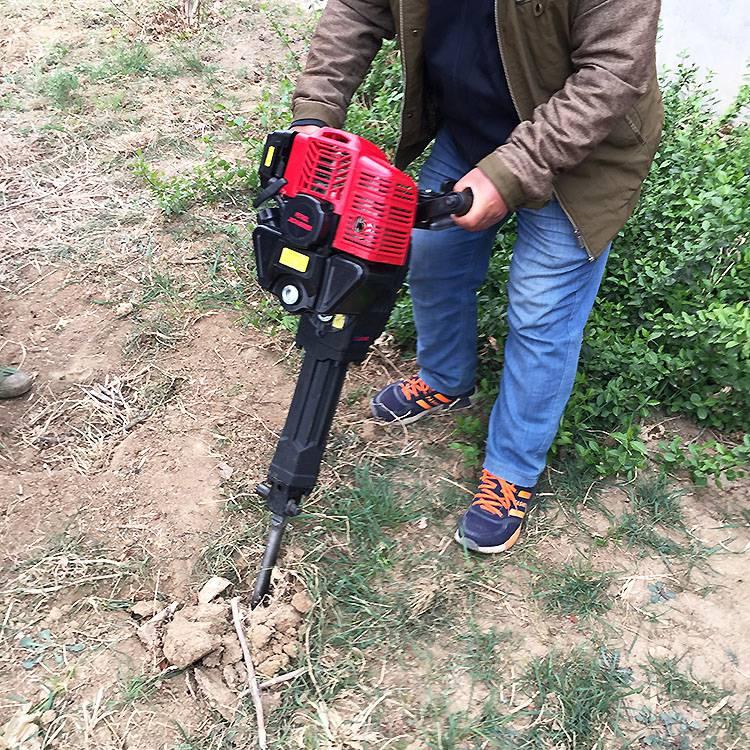 小型便携式移苗机 轻便式起树机 苗圃园林起苗机 乐民牌