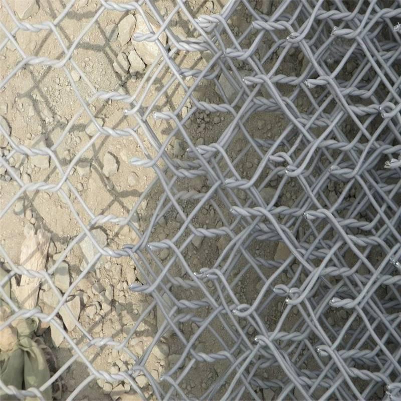 包塑石笼网厂家 堤坡石笼网 四川格宾网