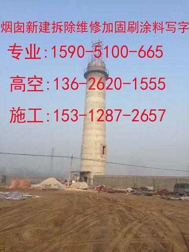 临泉县烟囱安装烟气在线检测专用之字型爬梯工程新建烟囱作用