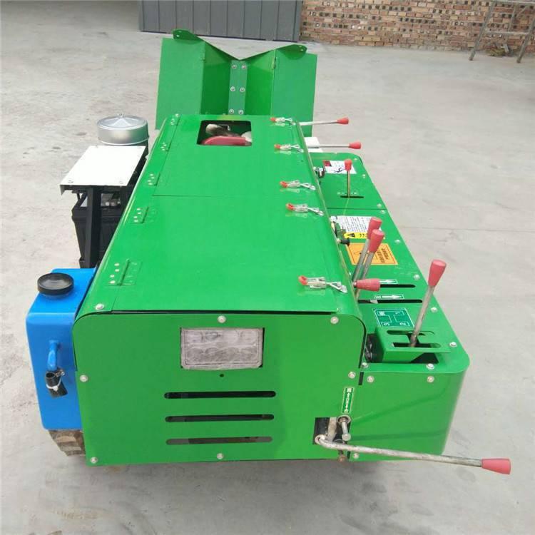 深耕开沟机 润丰 柴油自动旋地施肥机 上山旋地机