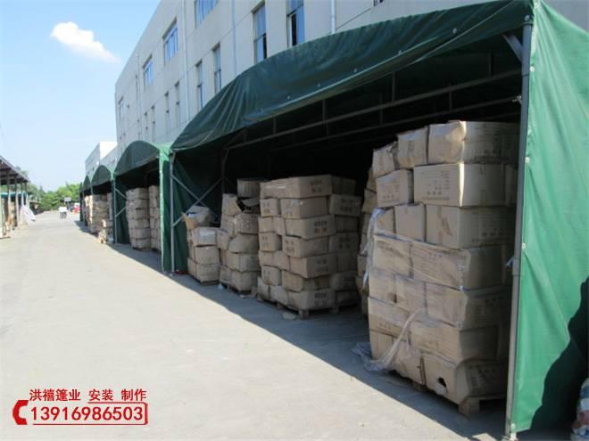 青浦临时雨棚 上海青浦活动篷 青浦华新推拉雨棚厂家 各种伸缩遮阳篷施工