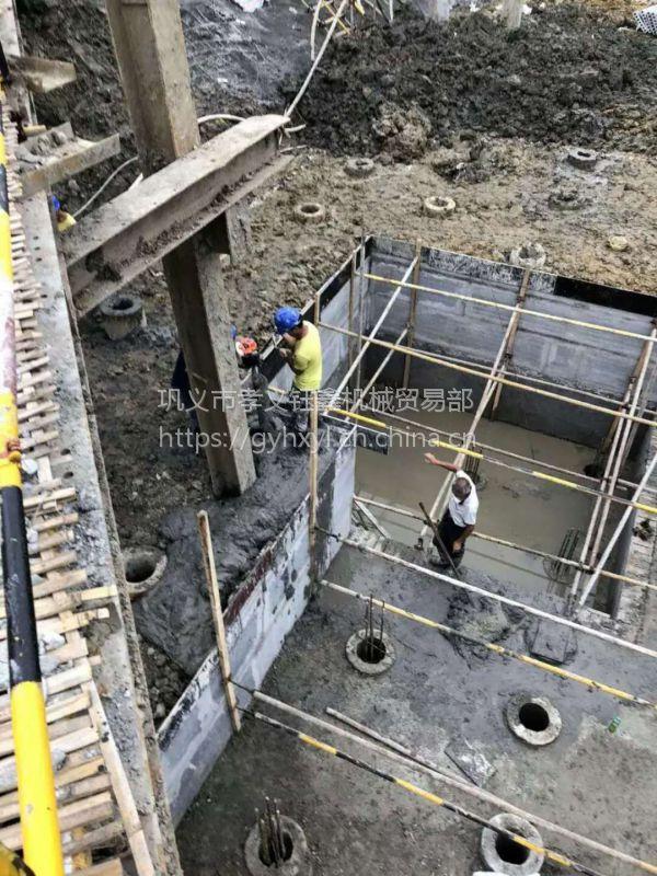 四冲程7马力管桩掏孔机耐用质量好预制管桩芯取土利器