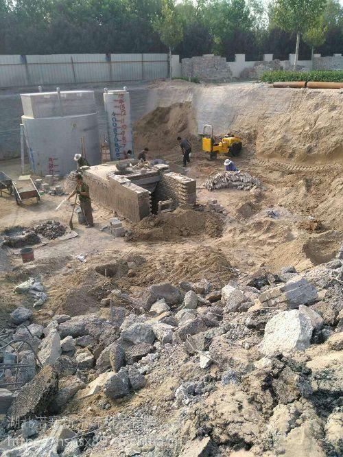 玻璃钢预制泵站 泵站生产厂家