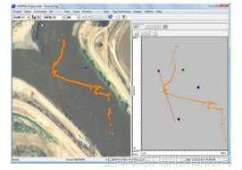 美国HTI公司鱼类实时定位系统