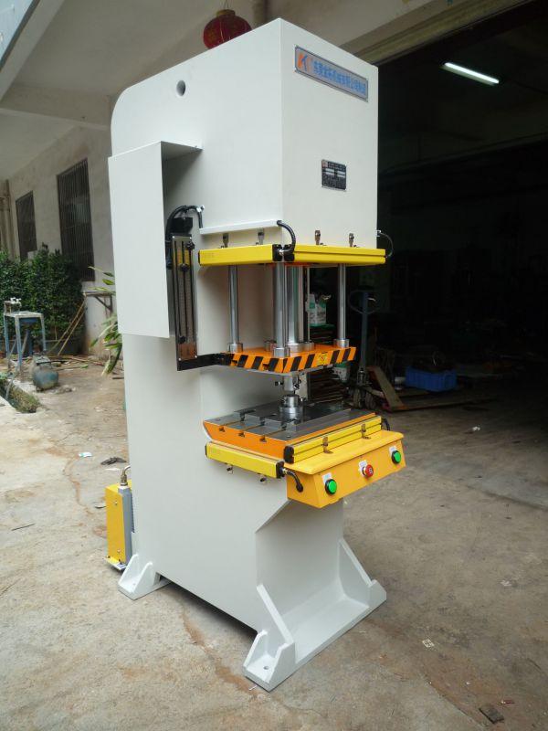 金拓品牌KTCQD-30T系列弓型单柱型液压机 首饰冲压机