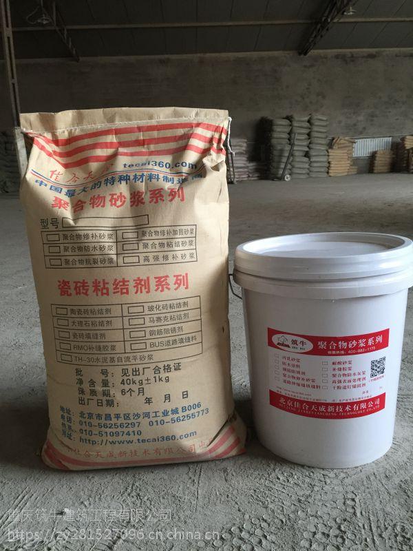 重庆筑牛-厂家直销聚合物修补砂浆(双组)