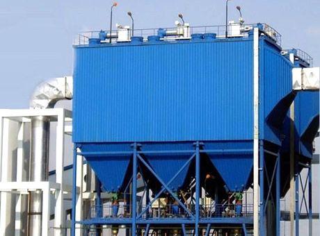 邹平沐旺中央除尘器 车间粉尘处理 环保 大型脱硫设备