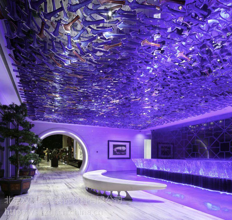 专业设计定制酒店意大利风格玻璃吹制手工吊灯