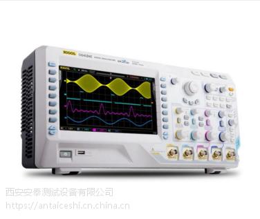 普源数字示波器DS6104,1GHz,4通道的国产示波器