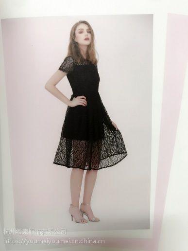 品牌女装折扣店加盟艾莲达多种款式欧美女装批发网