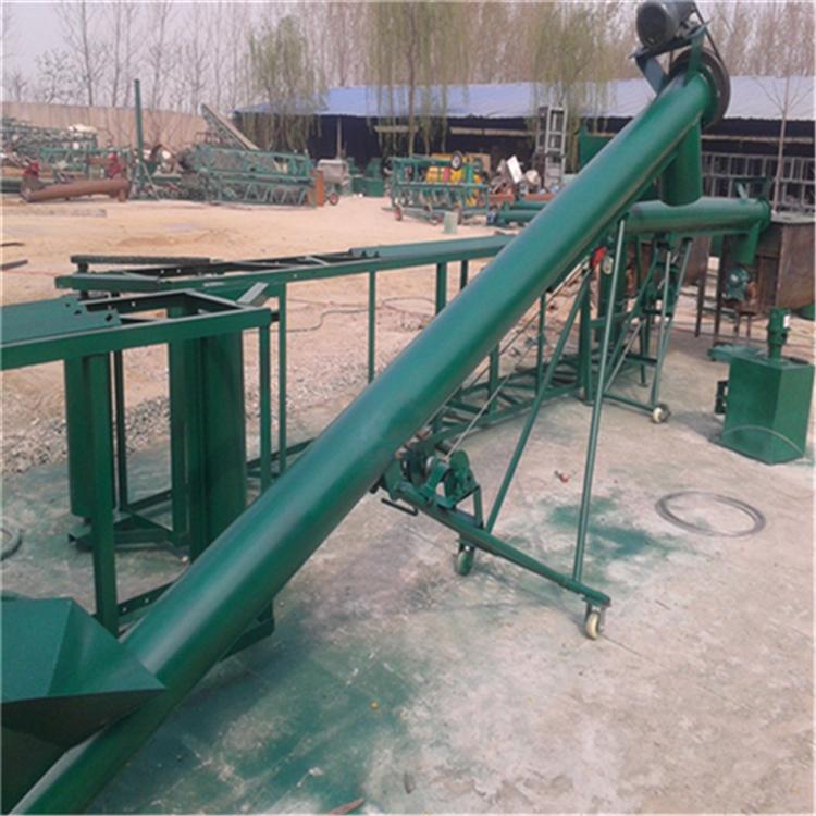 六九重工 厂家供应 义乌市 不锈钢斗式提升机 蛟龙螺旋上料机 蛟龙提升机