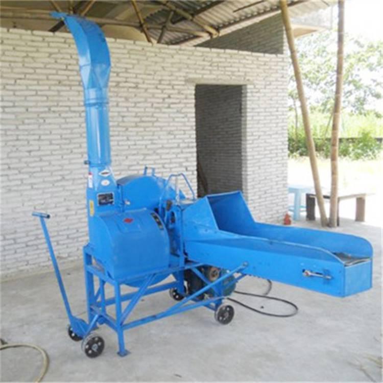 家用型铡草机 南阳养殖铡草机 圣鲁单相电切草机