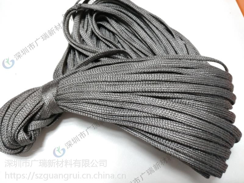 纤维套管,钢化篮齿条保护高温套管,金属纤维套管具有耐高温650度