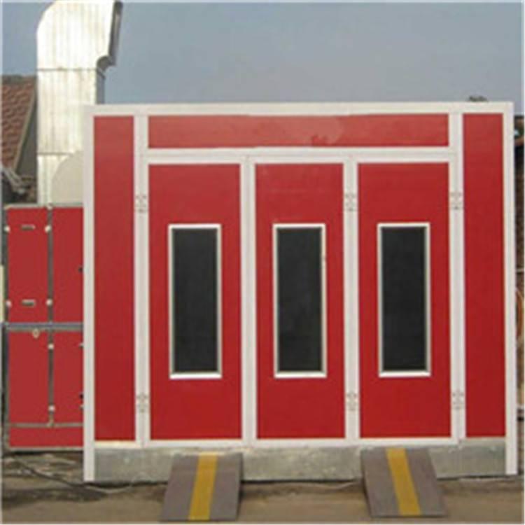 山东乐旺涂装专业生产汽车喷漆房 家具晾干房 高温烤漆房