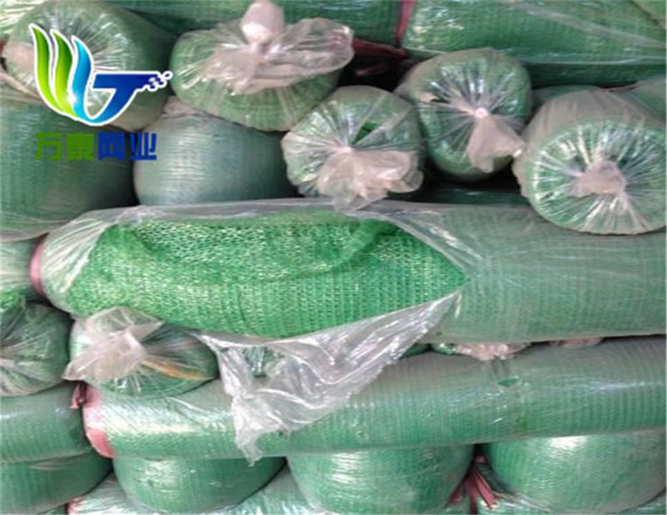西安绿化网 3针加密盖土网 绿色防尘网厂家