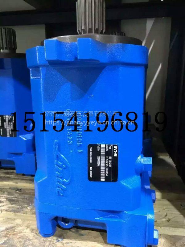 山东林德液压马达HMF75-02行走液压高压柱塞马达