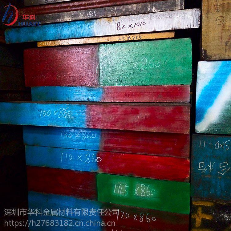 华科金属供应3Cr17NiMnMo塑胶模具钢 耐腐蚀 易抛光