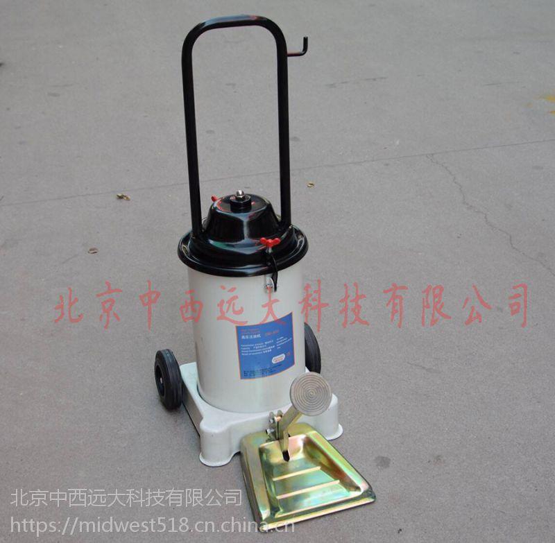 中西 脚踏滑脂注油器 库号:M402439型号:WS25-DM-60J