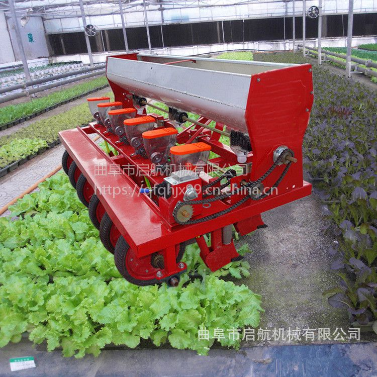 草籽苜蓿精量播种机 手推式油菜下种娄 谷子高粱点种机