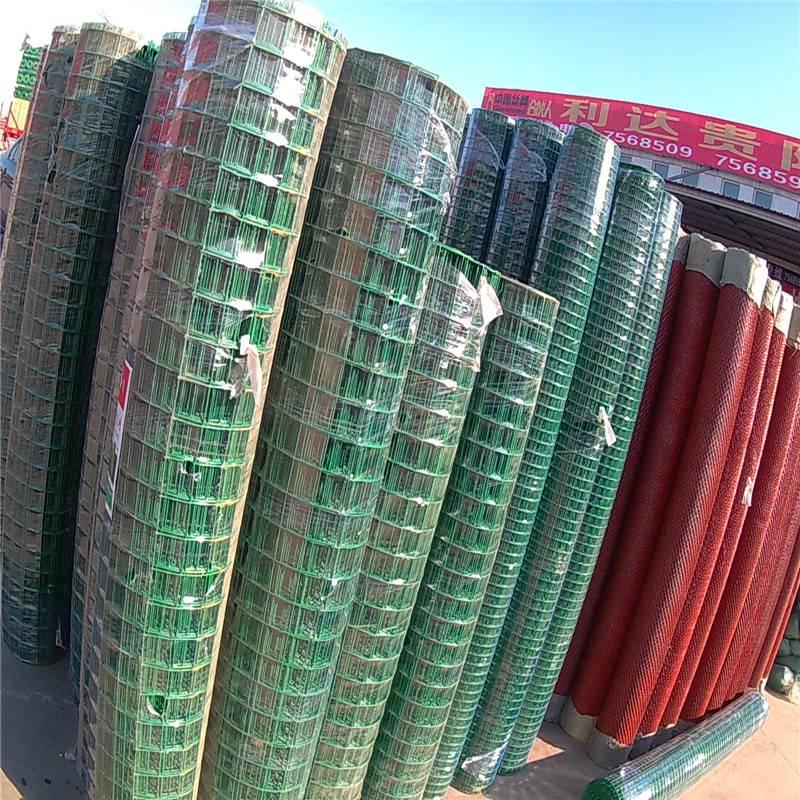 菜园围网 家禽铁丝防护网 畜牧围栏