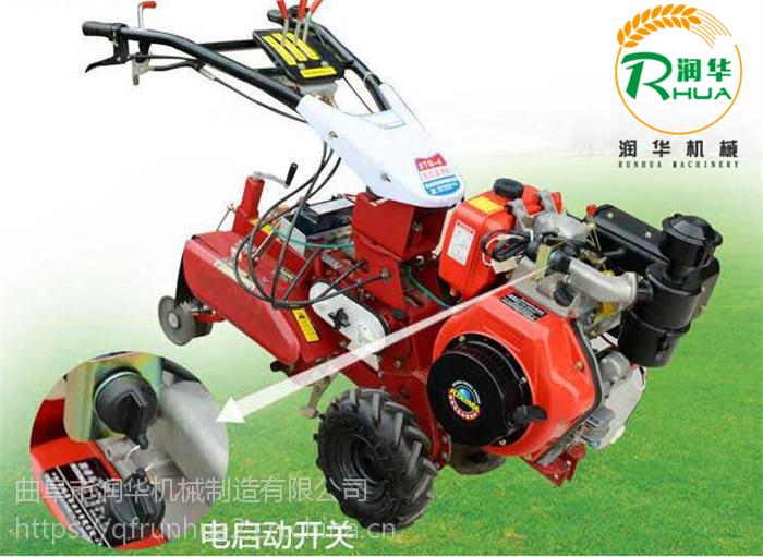 多功能可配套使用微耕机 186手扶式田园管理机热卖