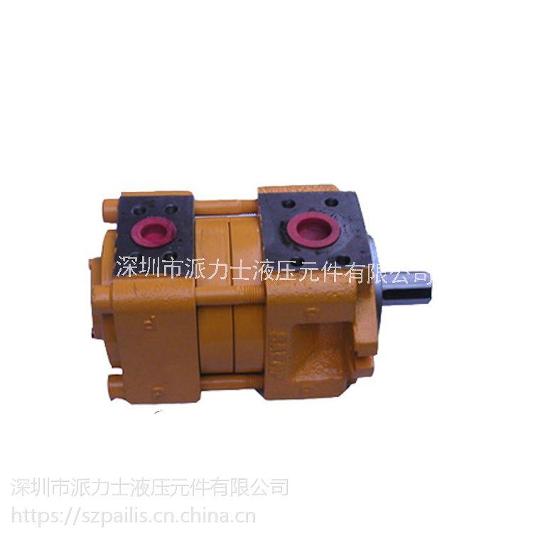 日本住友双齿轮泵 油泵