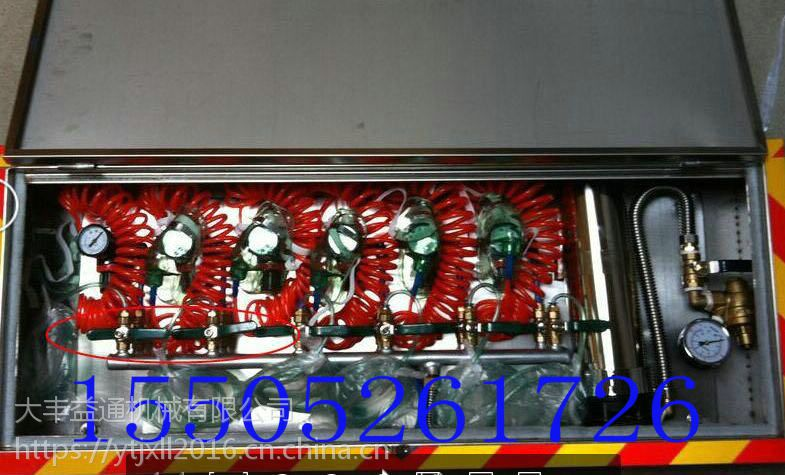 防爆的ZYJ-B压风供水自救一体装置