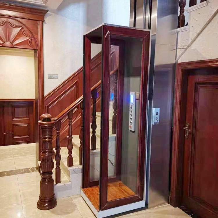临沂家用二层升降电梯/地下室升降电梯坦诺厂家定做