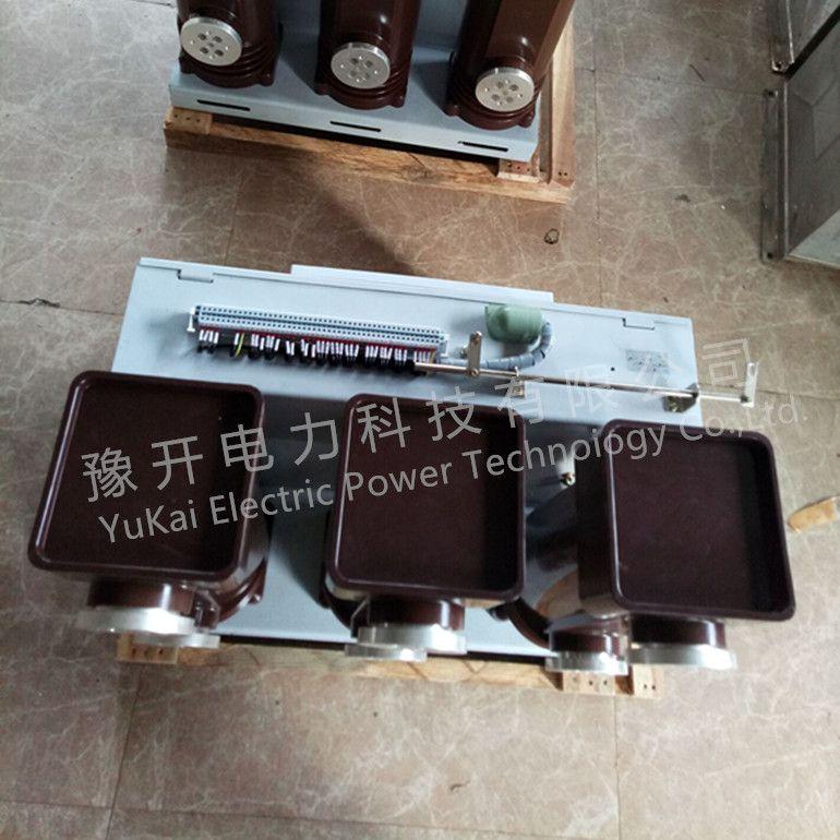 ZN63(VS1)-12手车式户内高压真空断路器 侧装式 固定式高压断路器