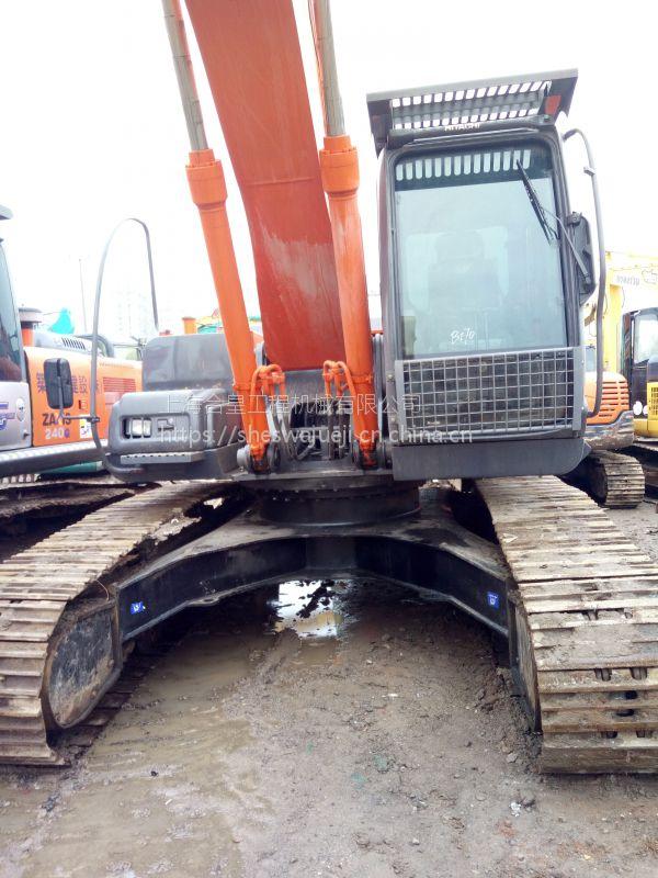 提供二手日立250G挖掘机