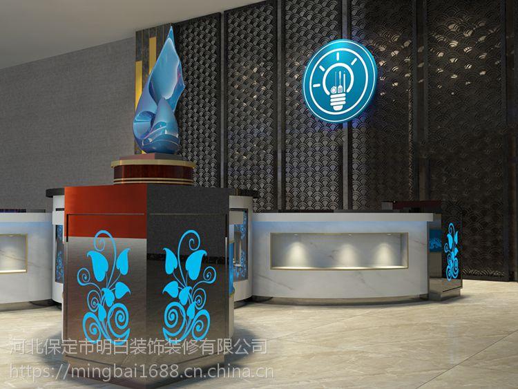 玻璃自助餐台 自助餐台设计定制 酒店餐台 多功能餐台 机关餐台