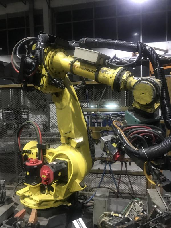 番禺区海珠区发那科机器人保养需要注意什么?