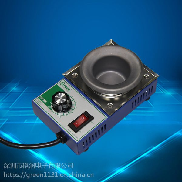 GR 350无铅纯钛小锡炉有什么功能