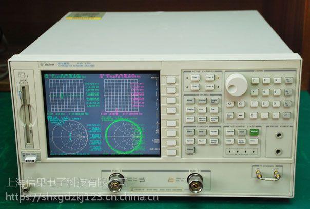 南京8753ET 合肥8753ET 传输或反射矢量网络分析仪,300kHZ~6GHZ